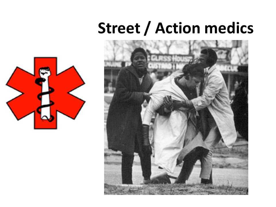 Street / Action medics