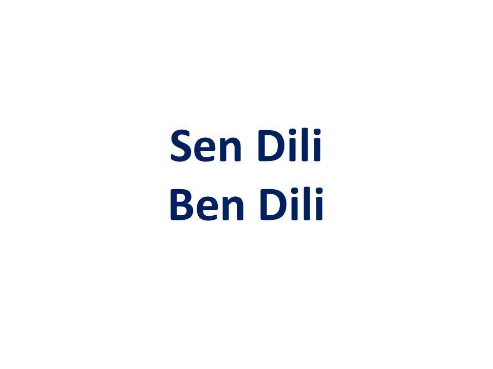 Sen Dili Ben Dili