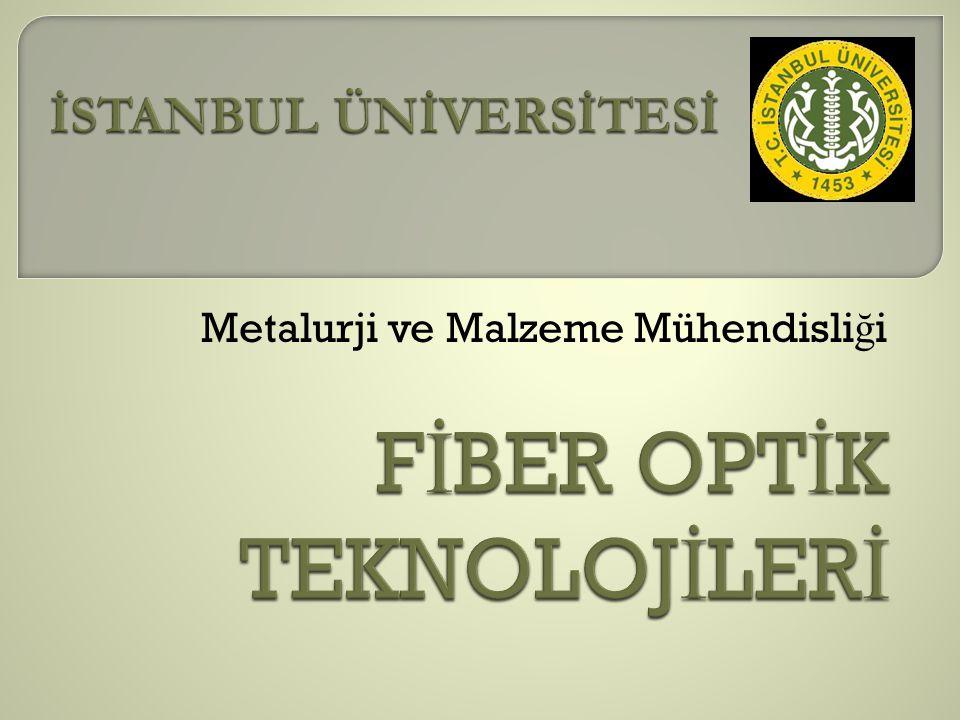 Fiber optik ya da Optik fiber, kendi boyunca içinden ı ş ı ğ ın yönlendirebildi ğ i plastik veya cam fiberlerden olu ş mu ş bir optik fiberdir.