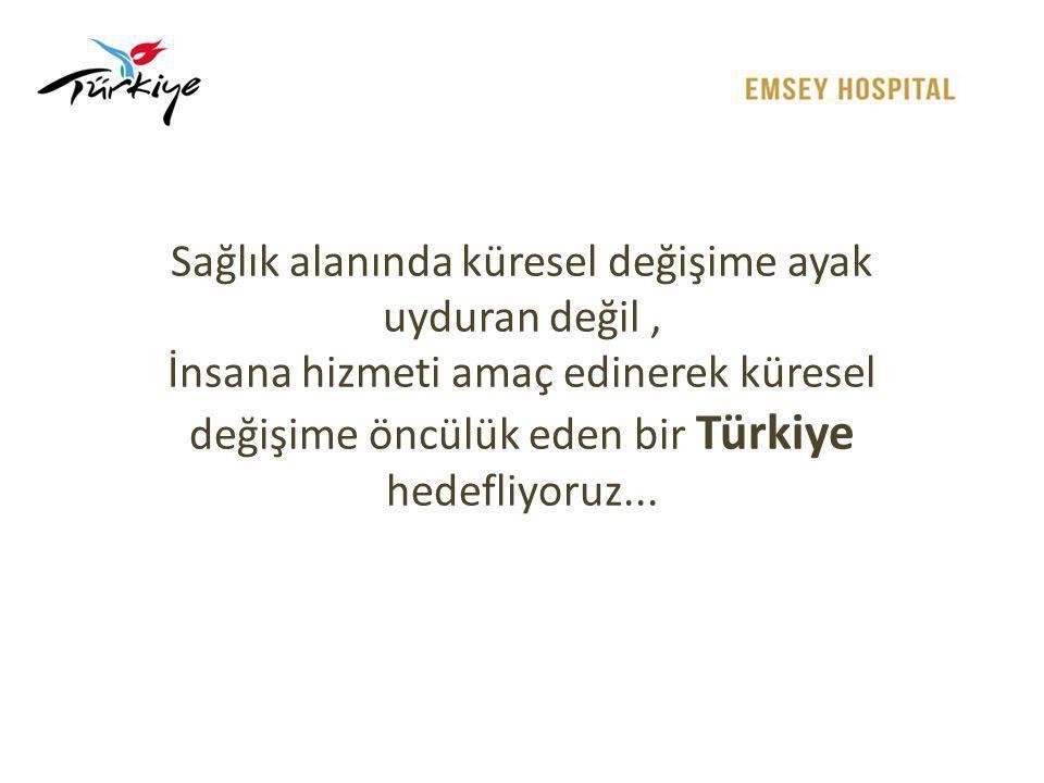 EMSEY HOSPITAL  İstanbul Anadolu yakasında, en hızlı ve en planlı gelişen Pendik, Kurtköy bölgesinde,  Uluslarası Sabiha Gökçen Havalimanına 5 dk uzaklıkta,  TEM ve E5 karayollarına çok yakın mesafede,  Çevresinde bulunan 5 yıldızlı bir çok otel ve alışveriş merkezleri ile sağlık turizmine uygun bir lokasyonda,  190 yatak kapasitesi ve tüm branşlarda yüksek teknoloji ve yüksek kalitede tedavi imkanıyla, ulusal ve uluslararası hastalarına hizmet vermektedir.