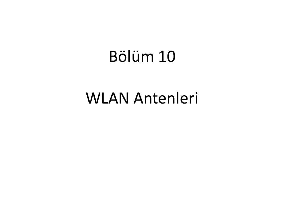 Directional Antennas Example Parabolic Dish Antenna – 12 degree