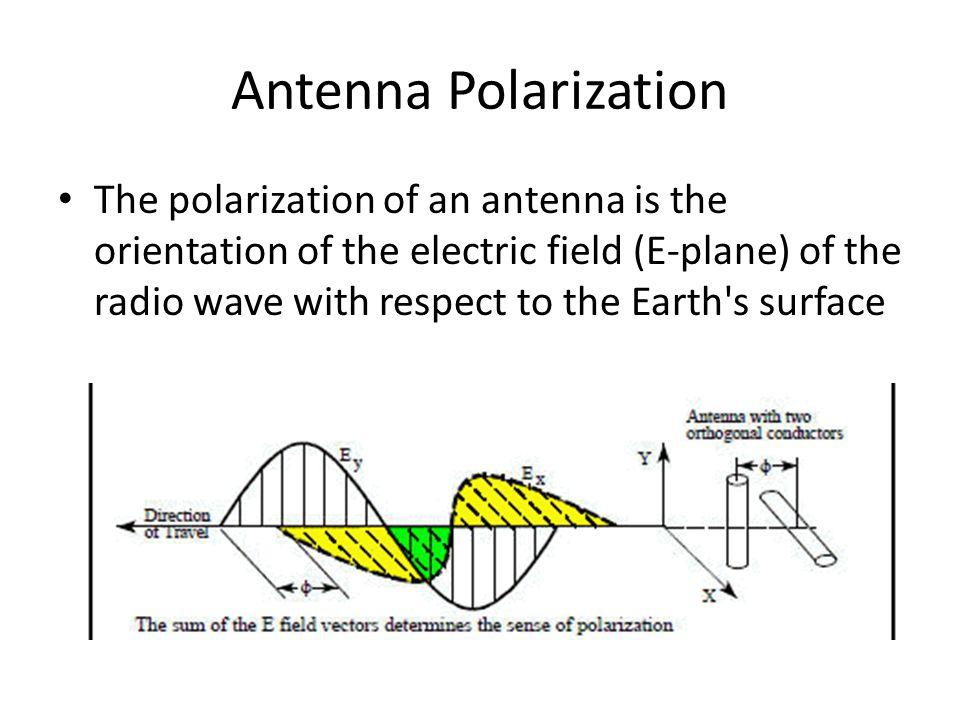 Effective Radiated Power (ERP) • RF enerjinin standardize teorik ölçüsü • Sistem kayıplarının çıkarılması ve sistem kazançlarının eklenmesi ile elde edilir • ERP aşağıdakileri dikkate alır – Gönderici güç çıkışı – İletim hatı zayıflamaları/kayıpları (elektriksel direnç ve RF radyason), – RF bağlantı (connector) kayıpları, – Anten yönselliği (directivity)