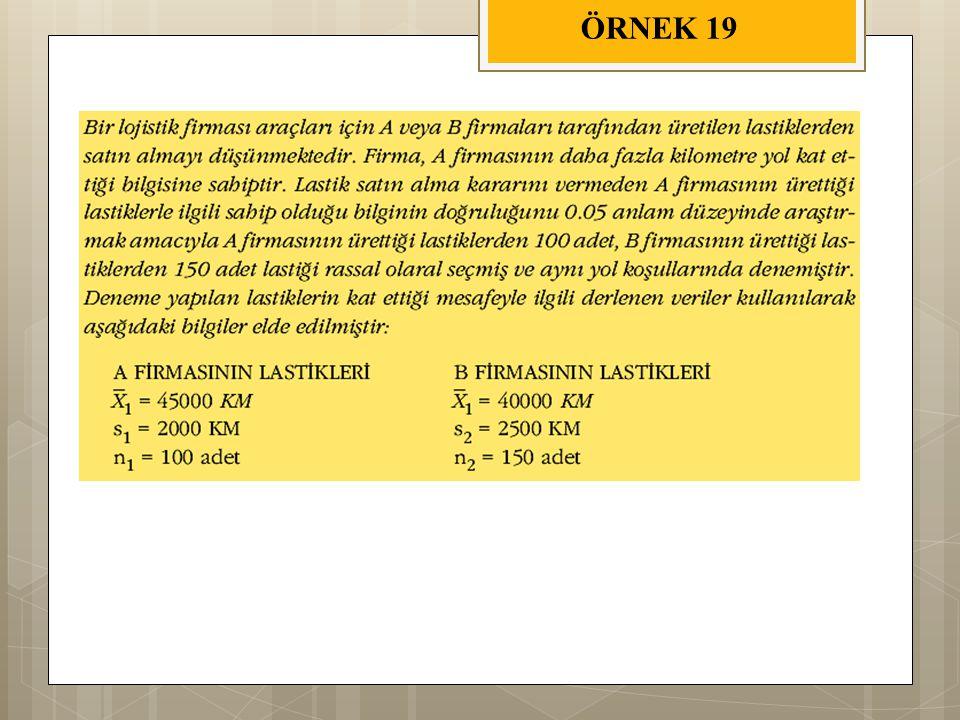 ÖRNEK 19