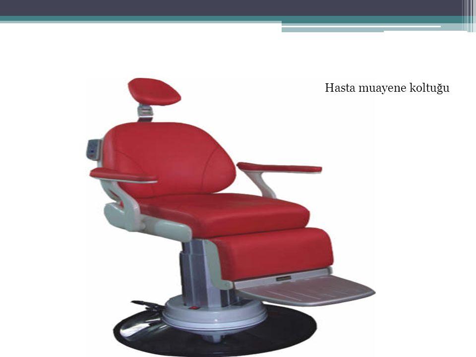 Hasta muayene koltuğu