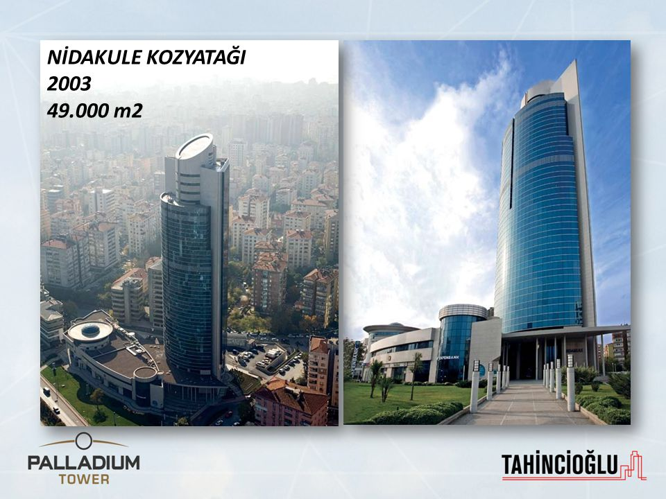 180 m2 ve 1350 m2 arasında farklı alan seçenekleri UYUMLU TAKIM ÇALIŞMASI BAŞARIYI GETİRİR Tam kat ya da 6 ofise kadar bölünebilen modüler yapı
