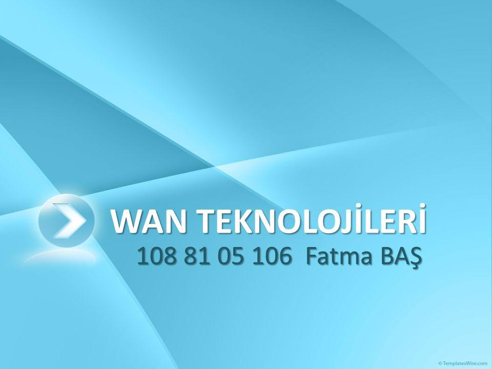 ISDN Cihazları CİHAZ TÜRÜFONKSİYONU TE1-Terminal Endpoint 1 ISDN BRI sinyalleşmeyi anlayabilen cihazdır.