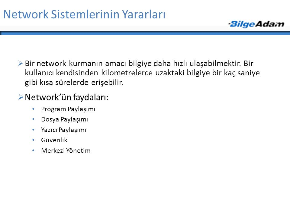 ScTP (Screened Twisted Pair)  4 Perden oluşur.