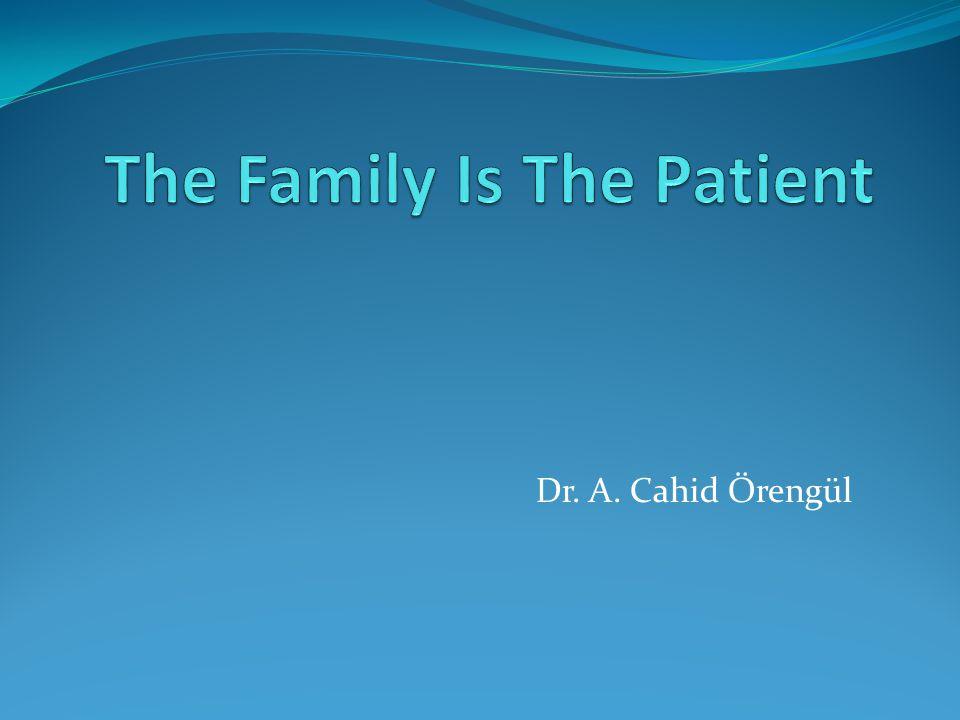 Dr. A. Cahid Örengül