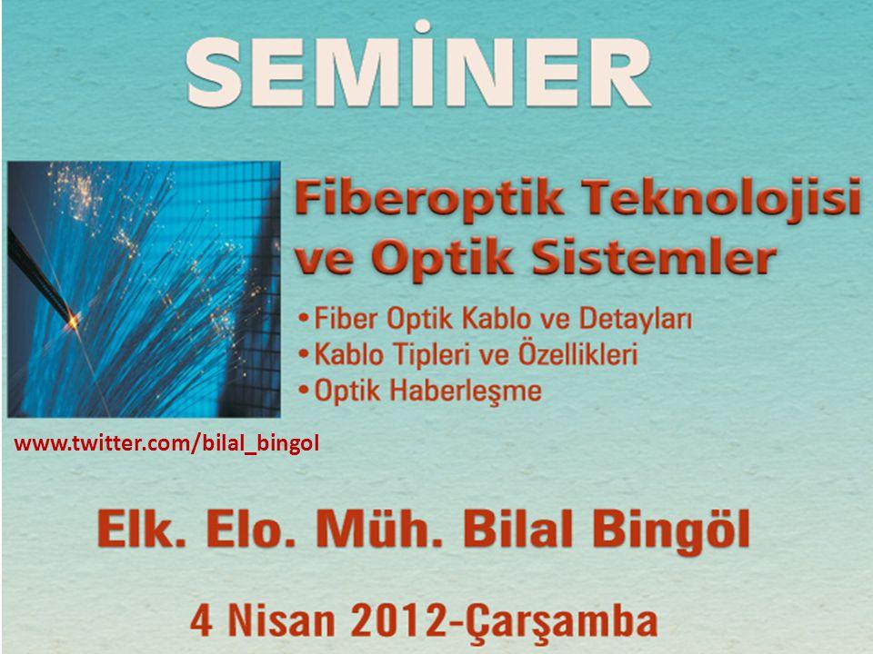 Fiber Optik Kablonun Kesiti