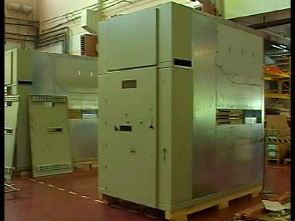 26.06.2014 EMO / MİSEM YG. Tesislerinde Manevralar 38 MMM YG. Hücreler 10 – 36 kV. İşletme geriliminde ve muhtelif tiplerde imal edilerek kullanılmakt