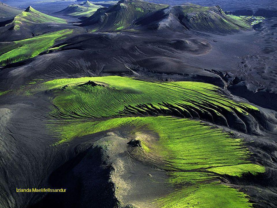 Rano Kau, Paskalya Adası nda Rapa Nui Volcano