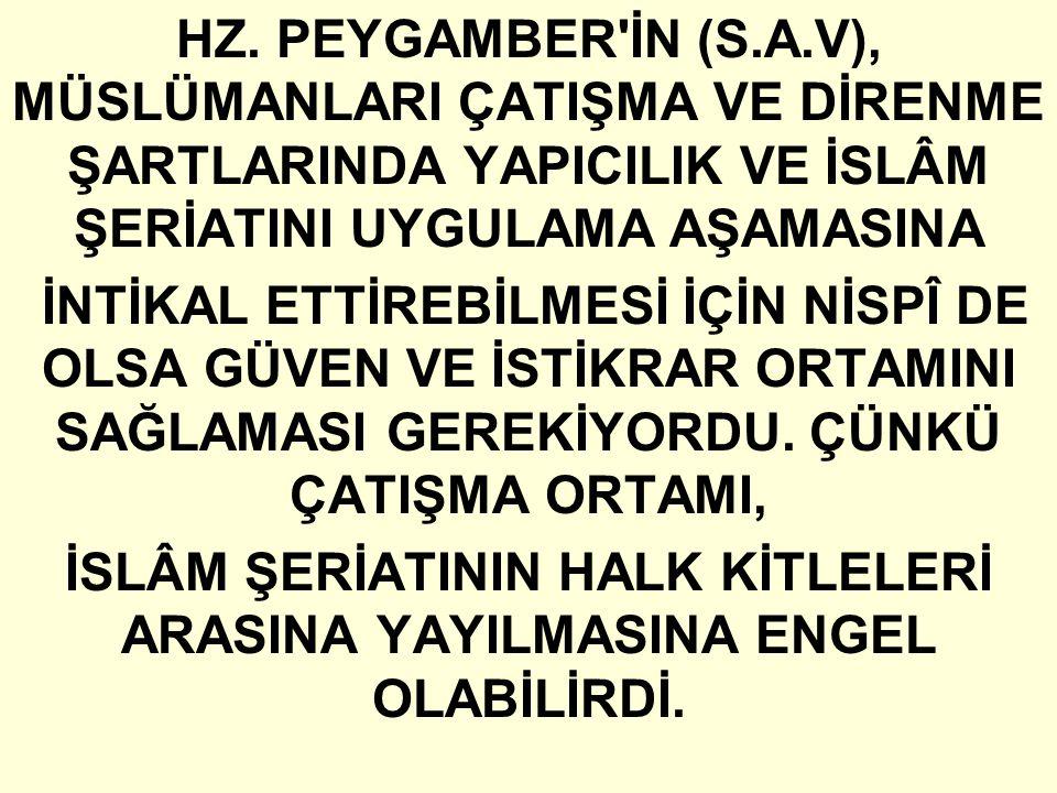 KİM NEFSİNİN (MALA OLAN) BU HASLETE İSÂR DERLER.