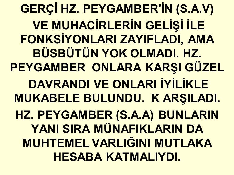 MÜNAFIKLARIN REİSİ ABDULLAH B.