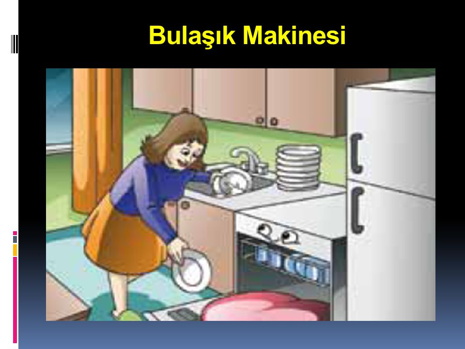  Kısa süreli yıkama ve durulama özellikli bulaşık makinesi satın alınız.