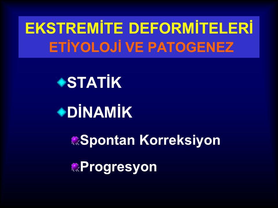 SAGİTTAL DEFORMİTE