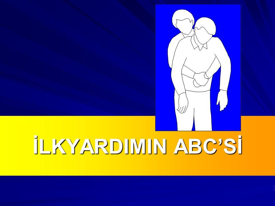 İLKYARDIMIN ABC'Sİ