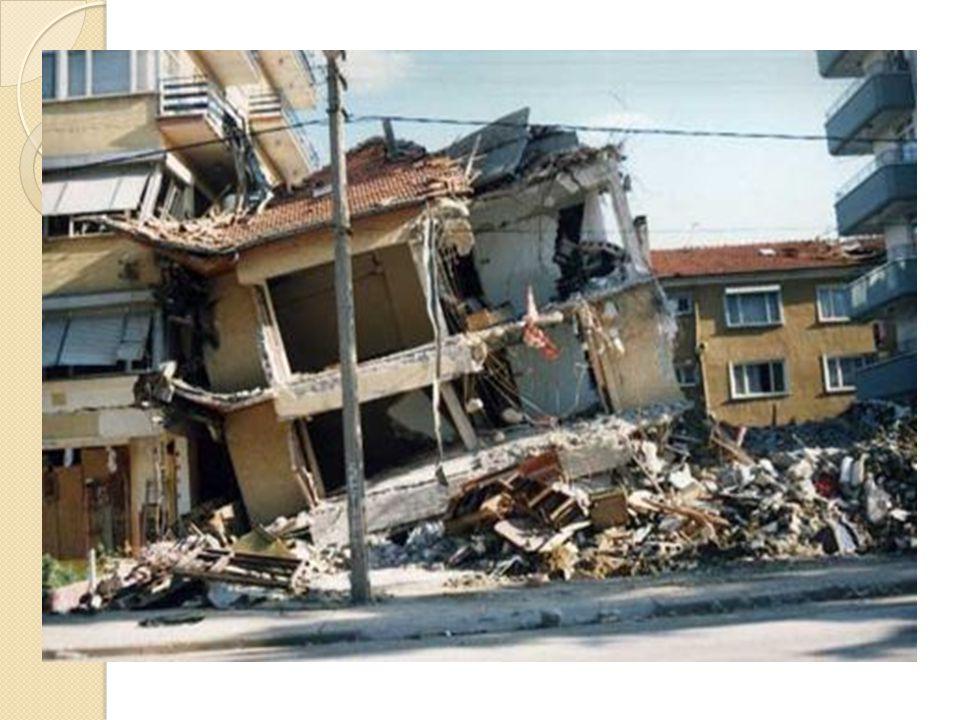  Yaşanılan felaketler sonucunda fiziksel ve psikolojik tepkiler oluşur.