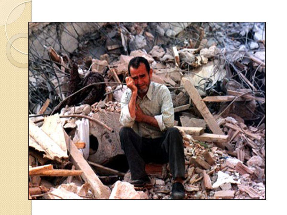  Bu felaketler ardında insanları öfkelendirecek pek çok neden bırakır.