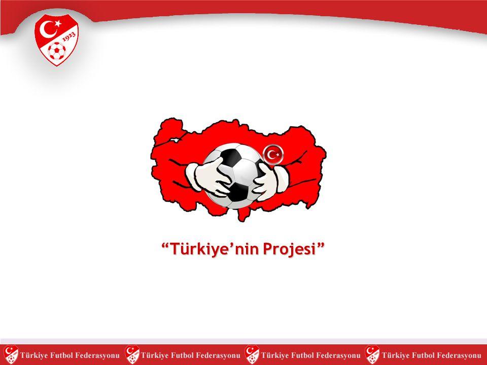 """""""Türkiye'nin Projesi"""""""
