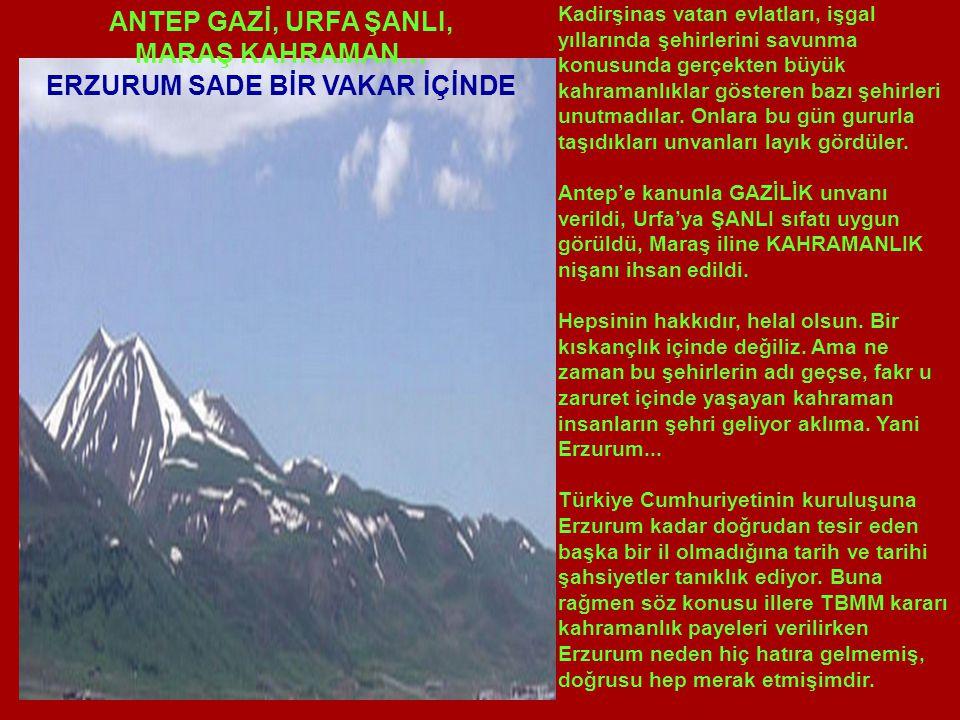Mustafa Kemal'in: Tarih bu kongremizi şüphesiz ender ve büyük bir eser olarak kaydedecektir sözünü bilmeyenimiz var mı.