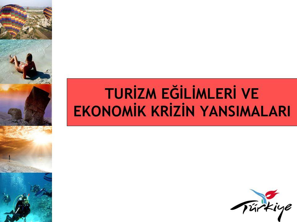 Avusturya Pazarında Türkiye-2009 Türkiye'ye Gelen Turist Sayısı520.334 ( 2008) Türkiye'ye Gelen Turist Sayısındaki Yüzdelik Değişim Oranı - 2007/ 2008 + % 10,13 2009 Yılları İlk 6 Aylık Türkiye'ye Varışlar ve Değişim Oranı 186.301 / % - 1,4 Avusturya Pazarında Türkiye'nin Pazar Payı % 9 pazar payı ile tercih edilen destinasyonlar arasında 3.