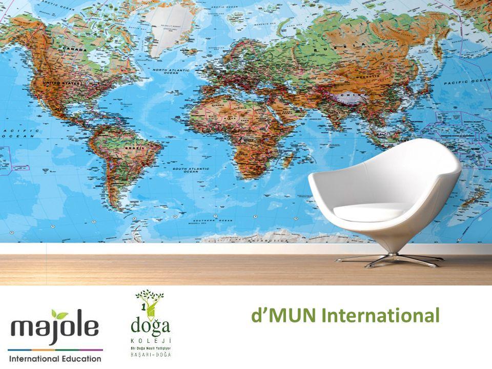 d'MUN International