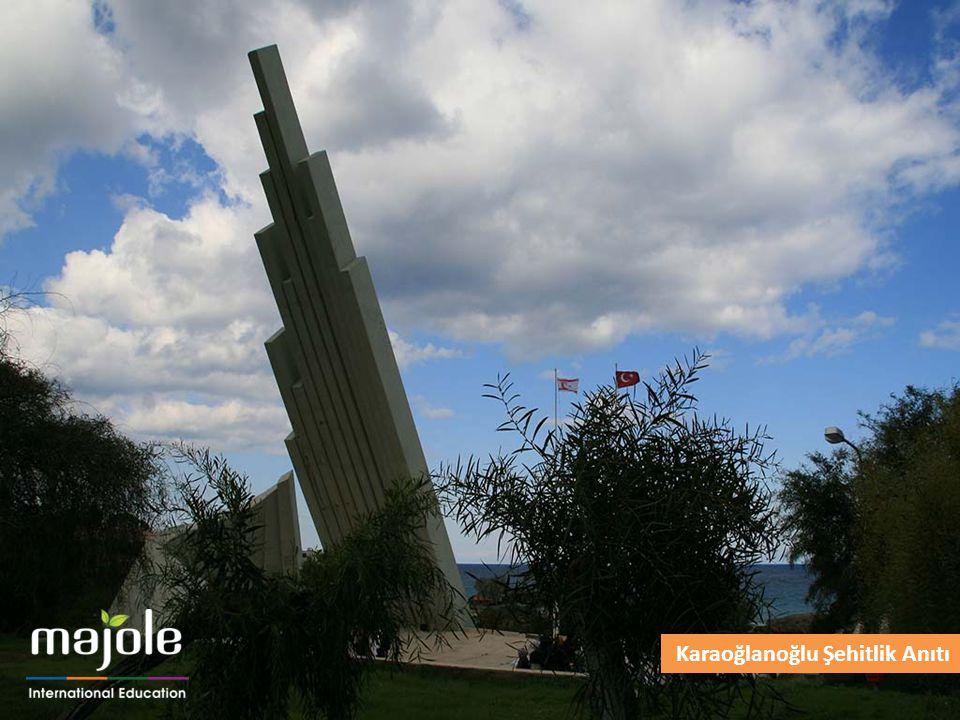 Karaoğlanoğlu Şehitlik Anıtı