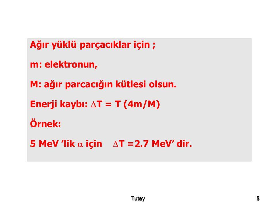 13.03.2006Tutay29 Proton ışını ile gözdeki tümörlerin tedavisi