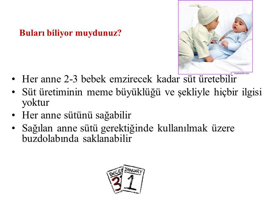 Bir kadın doğum yapmasa da emzirebilir Bir kadın menopozda olsa da yeniden süt üretebilir Bir kadın torununu emzirebilir EMZİRME HER YAŞTA YENİDEN BAŞ