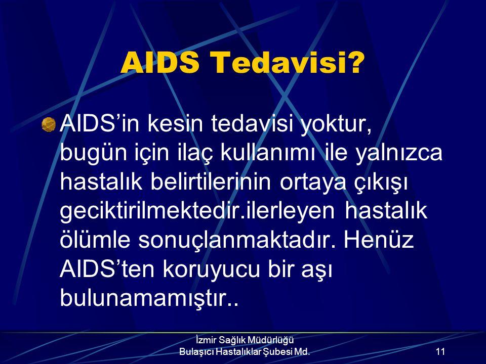 İzmir Sağlık Müdürlüğü Bulaşıcı Hastalıklar Şubesi Md.10 Ancak; Bütün bu belirtiler basit bir hastalık nedeni olabilir... Kuşkulu iseniz, ELİZA Testi