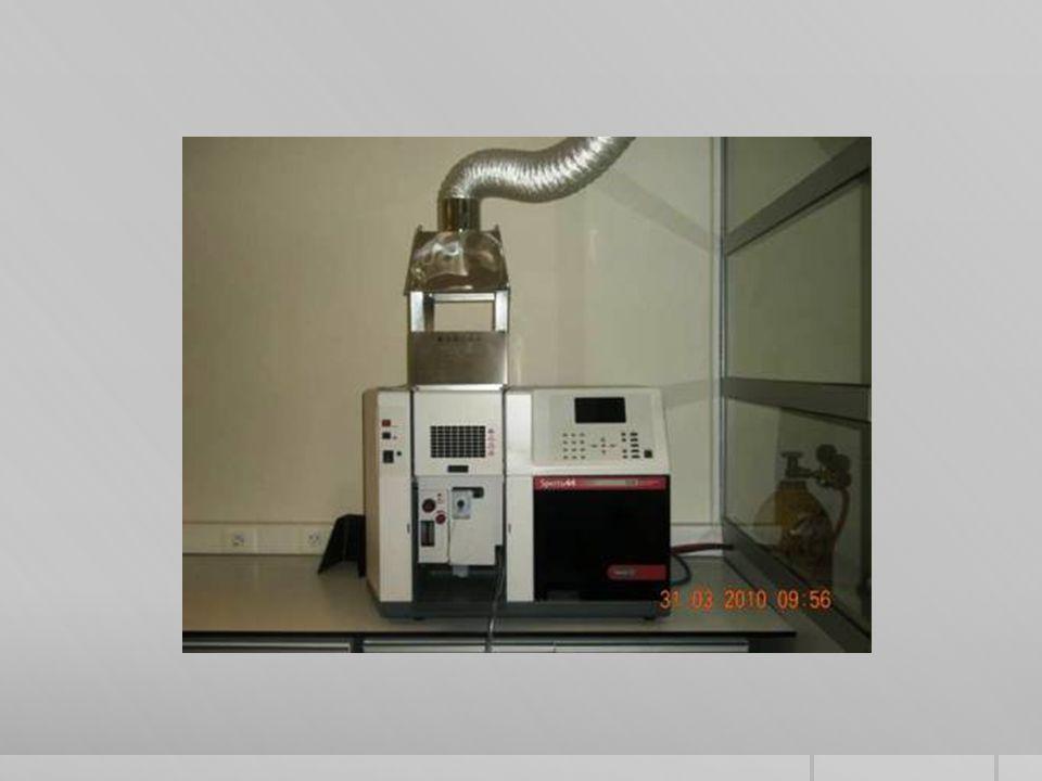 Özet  AAS eser miktardaki metallerin (ppm ve ppb düzeyde) kantitatif analiz için kullanılmaktadır.