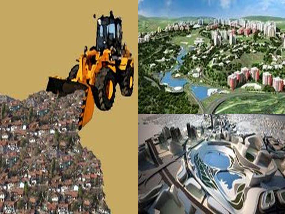 •Zeytinburnu: Sümer Mahallesi Deprem Odaklı Kentsel Dönüşüm Projesi, 171 bin metrekarelik konut alanı ve 46 bin 500 metrekarelik dükkan alanını kapsıyor.