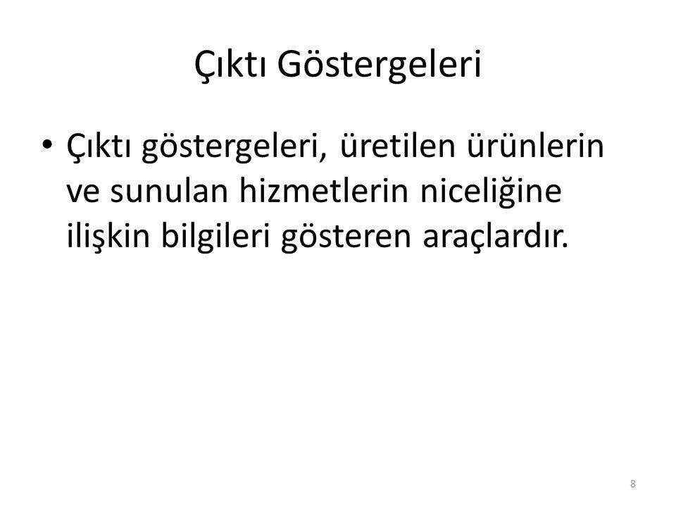 109 Türkiye İstatistik Kurumu Ulusal Hesaplar ve Ekonomik Göstergeler Daire Başkanlığı • Performans Hedefi: 2007 yılında Kurumsal sektör hesaplarının oluşturulmasına yönelik metodoloji çalışmaları yürütülecektir.