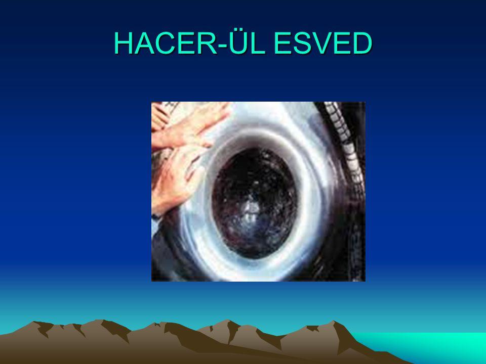 HACER-ÜL ESVED