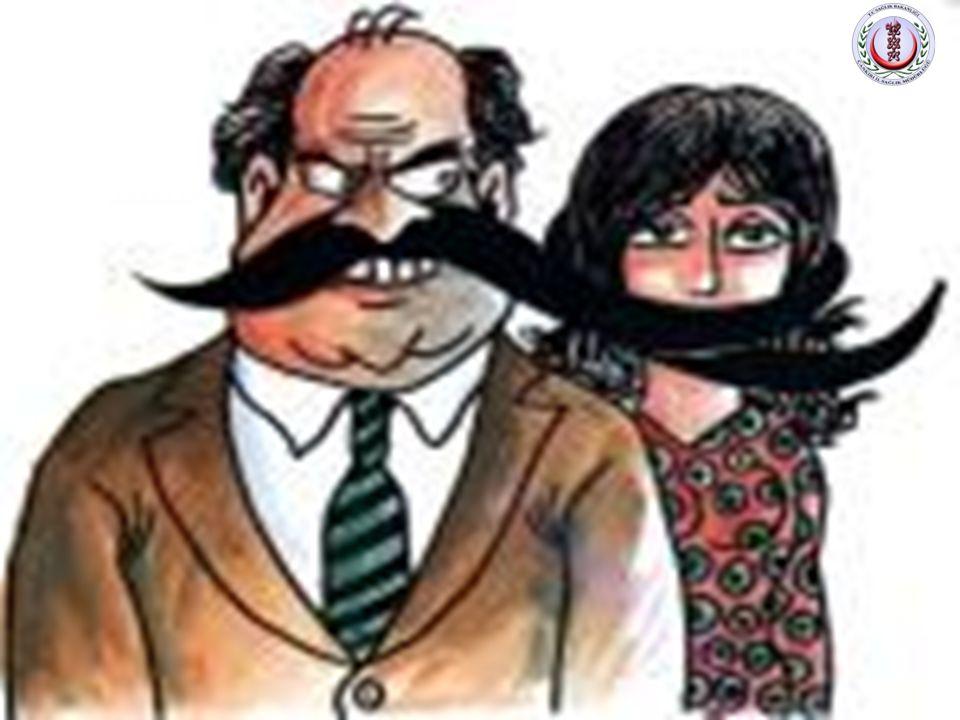 6 • Emniyet Genel Müdürlüğü'ne göre, Türk kadını son 2 yılda ortalama 3 dakikada bir
