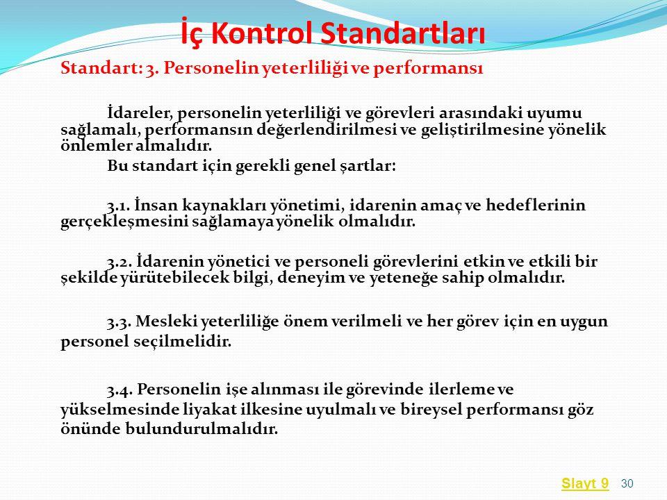 Standart: 3.