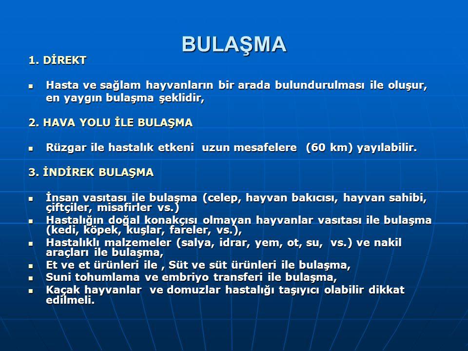 BULAŞMA 1.