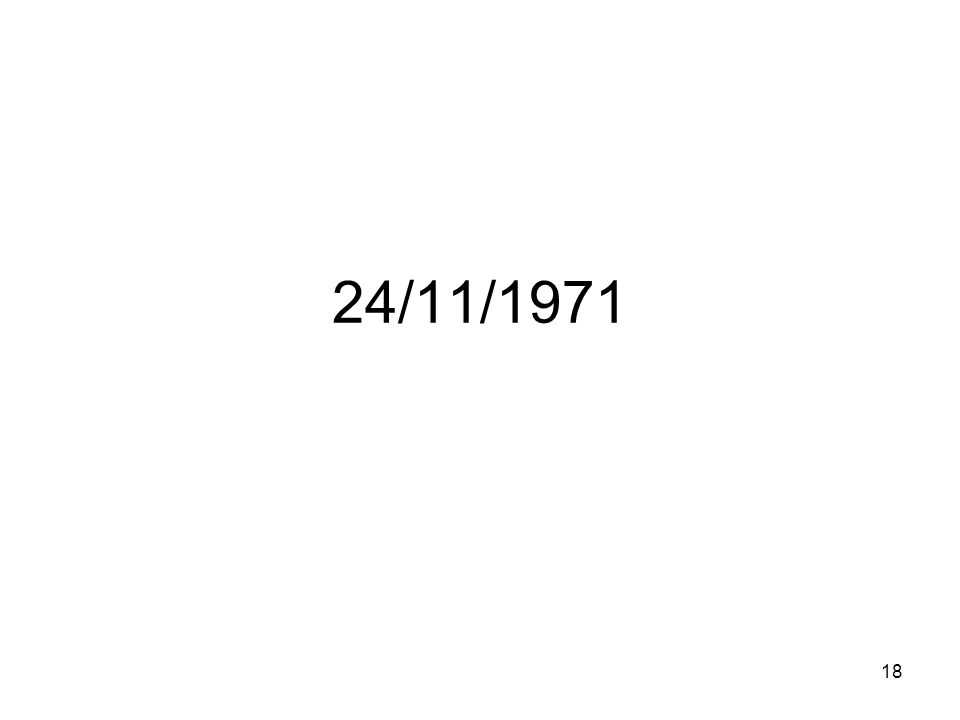 18 24/11/1971