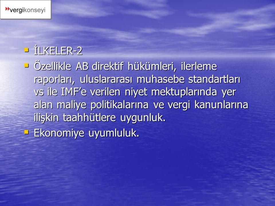 Türkiye İçin Yapılacak Düzenleme • Başta AB ve OECD ülkeleri olmak üzere transfer fiyatlandırması konusunda yasal düzenleme yapan ülkelerin büyük kısmı, OECD Rehberini esas almışlardır.