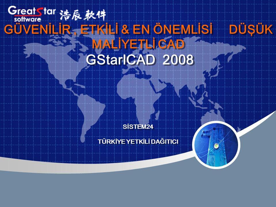 Company Logo  Suzhou GreatStar Technology Development Co., Ltd GÜVENİLİR, ETKİLİ & EN ÖNEMLİSİ DÜŞÜK MALİYETLİ CAD GStarICAD 2008 SİSTEM24 TÜRKİYE YETKİLİ DAĞITICI GÜVENİLİR, ETKİLİ & EN ÖNEMLİSİ DÜŞÜK MALİYETLİ CAD GStarICAD 2008 SİSTEM24 TÜRKİYE YETKİLİ DAĞITICI