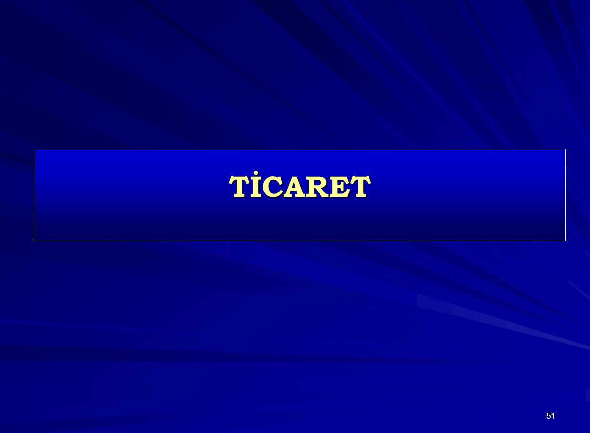 51 TİCARET