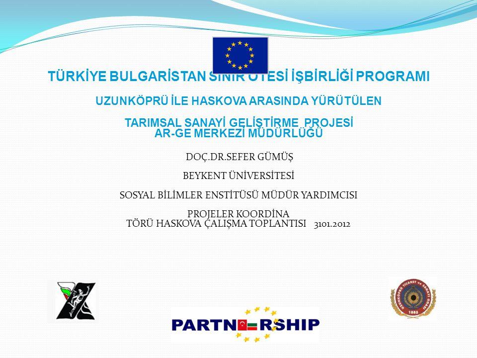 • Türkiye – Bulgaristan sınır ötesi işbirliği kapsamında dış ticaretin arttırılmasına yönelik çalışmaları engelleyecek unsurların başında %36 ile vize sorunu gelmektedir.