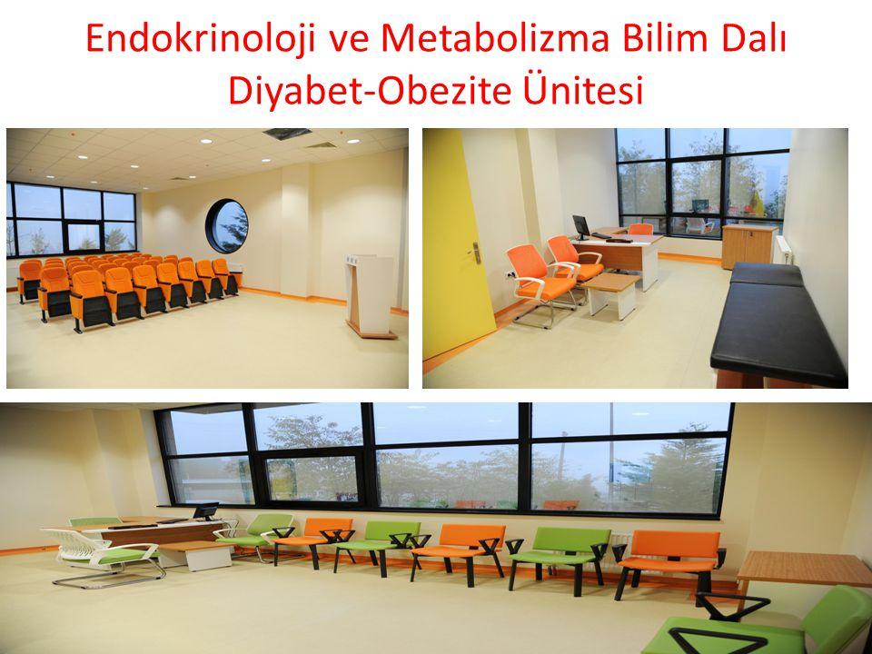 Endokrinoloji ve Metabolizma Bilim Dalı Diyabet-Obezite Ünitesi