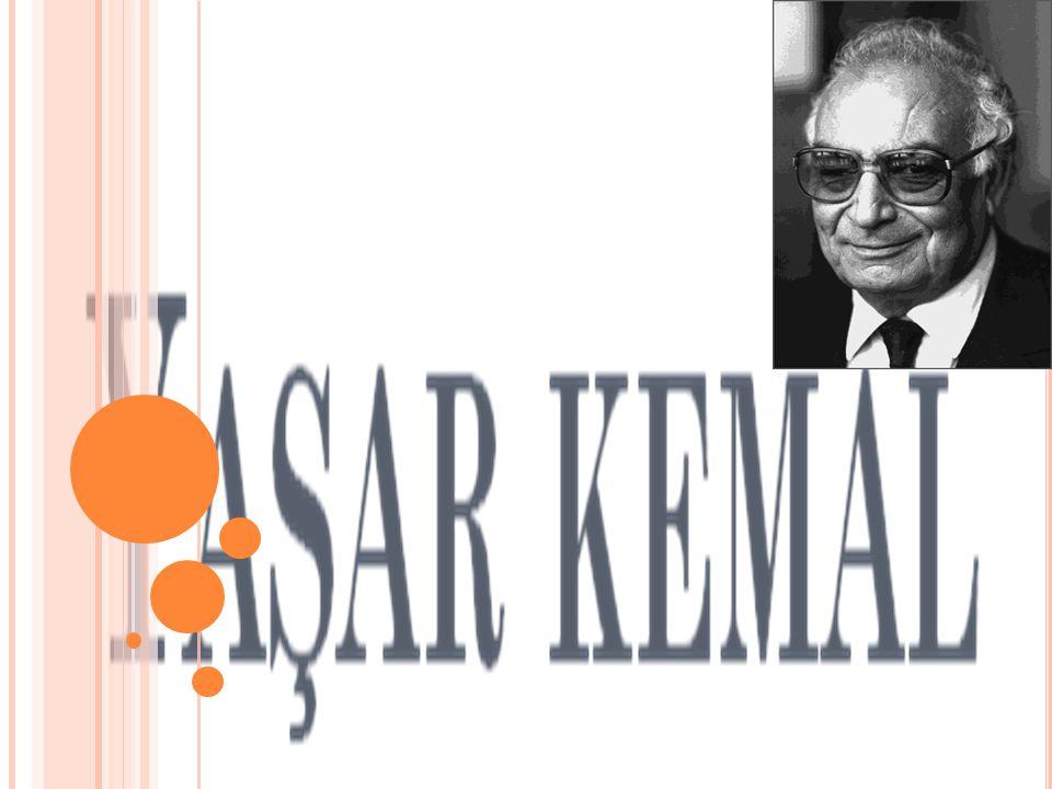 1986 - Kale Kapısı ile 1986 Orhan Kemal Roman Ödülü 1988 - TÜYAP Kitap Fuarı Halk Ödülü 1988 - Fransa Kültür Bakanlığı Commandeur des Arts et des Lettres Nişanı 1991 - Fransa Strasbourg Üniversitesi Onur Doktorası 1992 - 11.