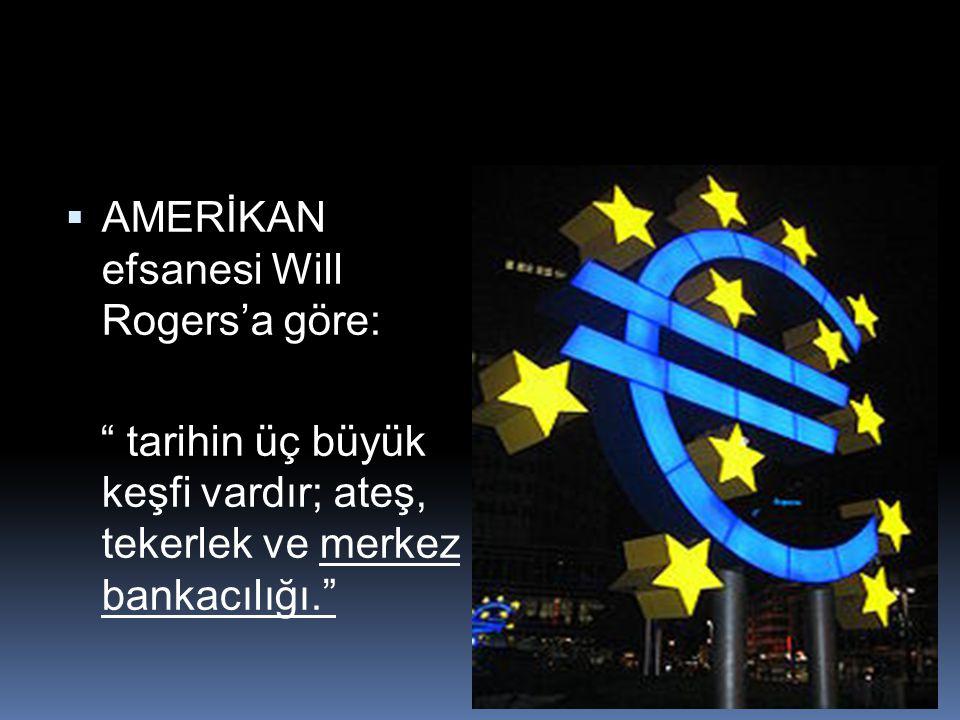 TCMB' nın Yetkileri  Türkiye'de banknot ihracı imtiyazı tek elden Bankaya aittir  Banka, Hükümetle birlikte enflasyon hedefini tespit eder, buna uyumlu olarak para politikasını belirler.