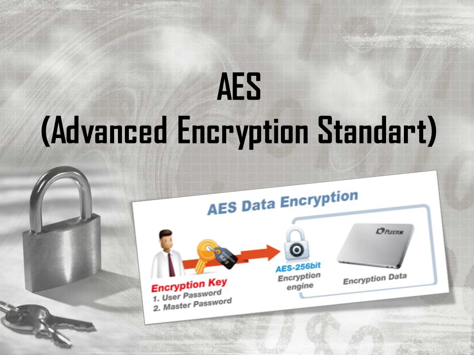 AES (Advanced Encryption Standart)