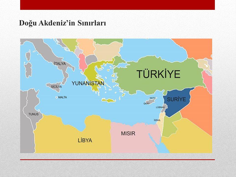 2011 Petrol ve Doğal Gaz Arama Krizi • 2011 sonbaharında Rum Yönetimi'nin sondaj çalışmalarına başlamasıyla Doğu Akdeniz'de kısmi bir kriz yaşanmıştır.