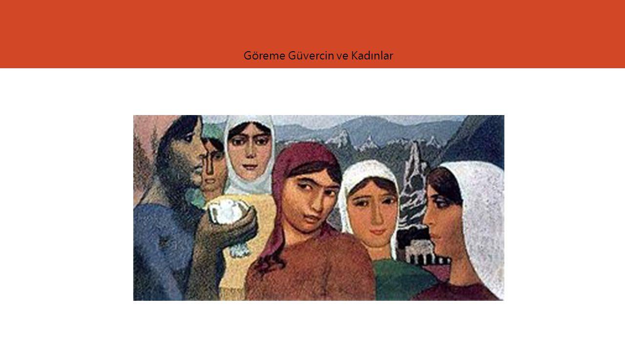 http://www.turkishpaintings.com/ http://tr.wikipedia.org/ guzelsanatlar.kulturturizm.gov.tr http://www.pekersanat.com/ Hazırlayan: Mehmet Can KIRTAŞ KAYNAKÇA