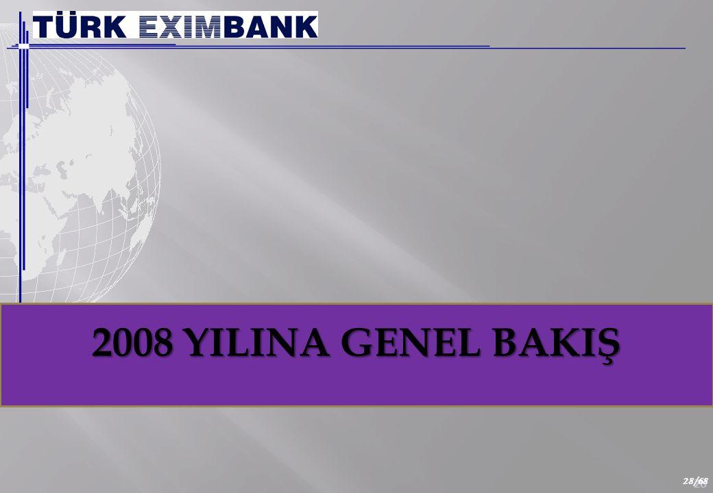 28 28/68 2008 YILINA GENEL BAKIŞ