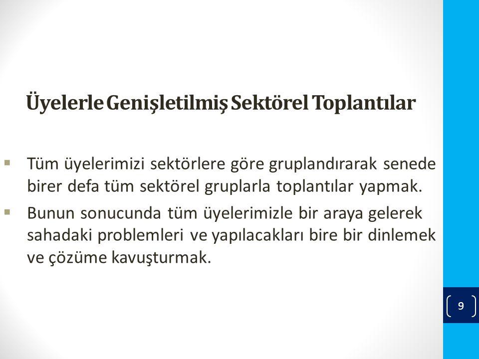 Mesleki Yeterlilik Kurulu Nezdinde Bursa'daki Mesleklerin Tanımlanması, Sertifikasyon  Önceliği Bursa sanayi ve ekonomisinin dinamik meslekleri ile ilgili olmak üzere MYK nezdinde tek muhatap olarak mesleklerin tanımlanması ve BUTGEM in aynı zamanda sertifikasyon merkezi haline dönüştürülmesi.